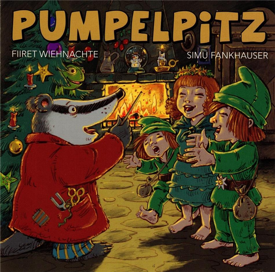 Simu Fankhauser - Pumpelpitz - Fiiret Wiehnachte
