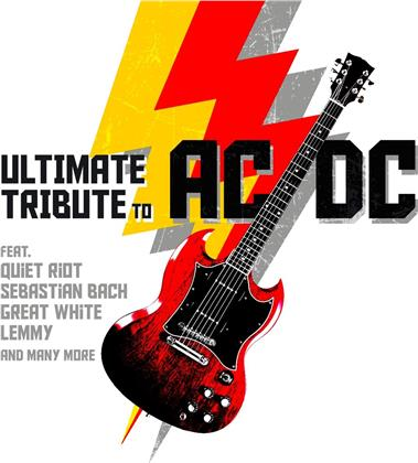 Lemmy, Quiet Riot & Great White - Ultimate Tribute To Ac-Dc (LP)