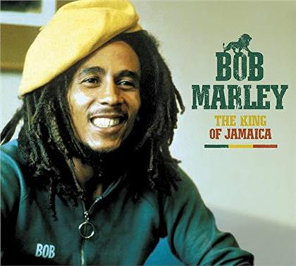 Bob Marley - The King Of Jamaica (5 CDs)
