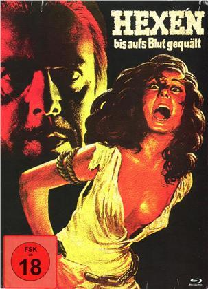 Hexen bis aufs Blut gequält (1970) (Cover A, Limited Edition, Mediabook, Blu-ray + 2 DVDs)