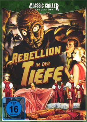 Rebellion in der Tiefe (1956) (Classic Chiller Collection, Limited Edition, Blu-ray + DVD)