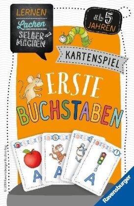 Kartenspiel Erste Buchstaben
