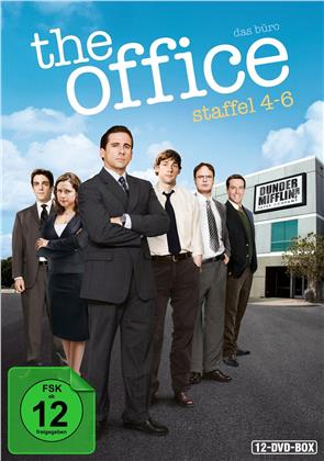 The Office - Staffel 4-6 (2005) (12 DVDs)
