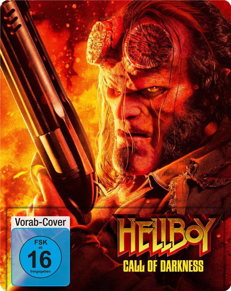 Hellboy - Call of Darkness (2019) (Edizione Limitata, Steelbook)