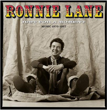 Ronnie Lane - Just For A Moment - Music 1973-1997 (Gatefold, 2 LPs + Digital Copy)