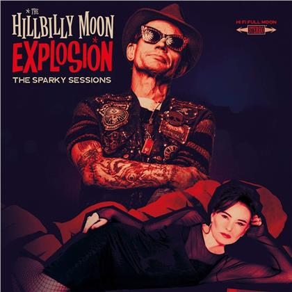 Hillbilly Moon Explosion - Sparky Sessions