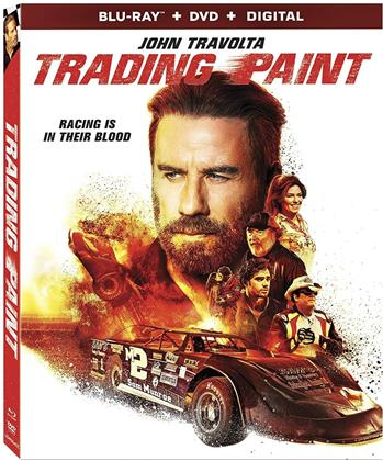 Trading Paint (2019) (Blu-ray + DVD)