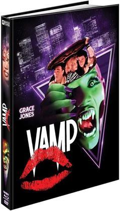 Vamp - Visuel Années 80 (1986) (Limited Edition, Mediabook, Blu-ray + DVD)