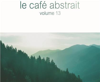 Raphael Marionneau - Le Cafe Abstrait Vol. 13 (3 CDs)