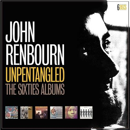 John Renbourn - Unpentangled ~ The Sixties Albums (6 CD Clamshellbox)