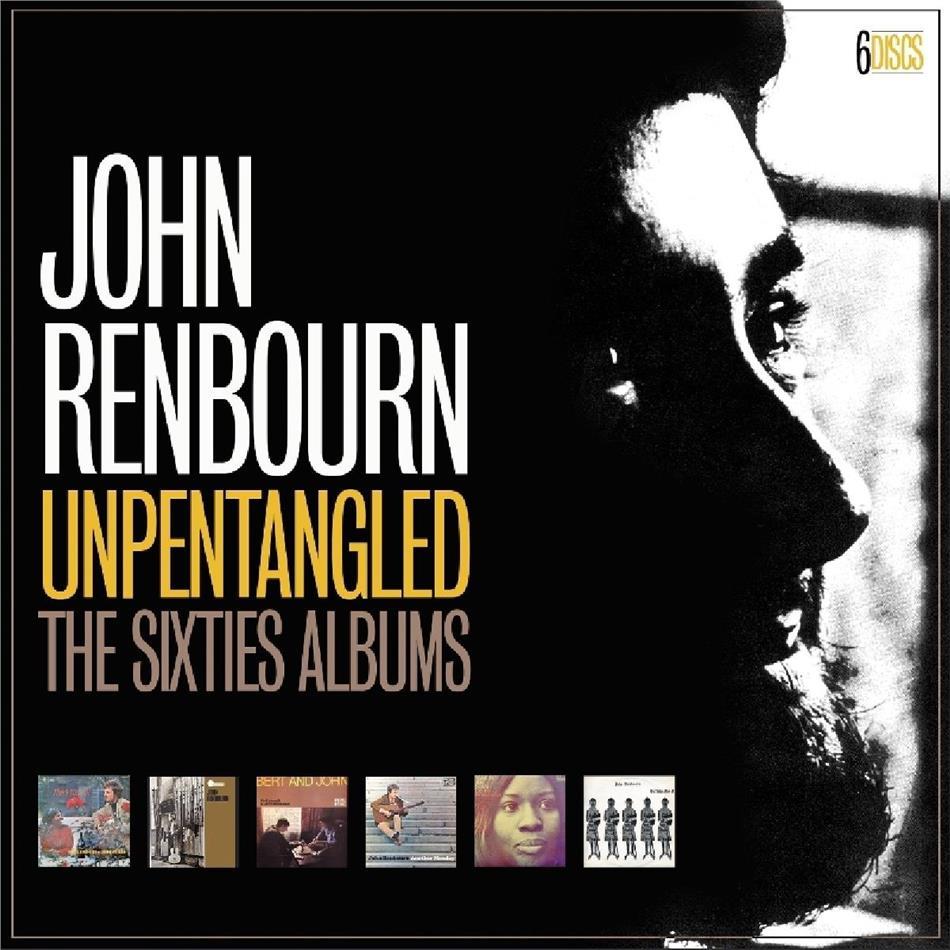 John Renbourn - Unpentangled ~ The Sixties Albums (6 CD Clamshellbox)