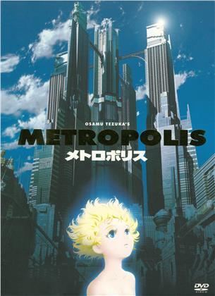 Metropolis (2001) (Digipack, 2 DVDs)
