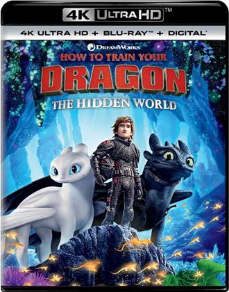 How To Train Your Dragon 3 - The Hidden World (2019) (4K Ultra HD + Blu-ray)