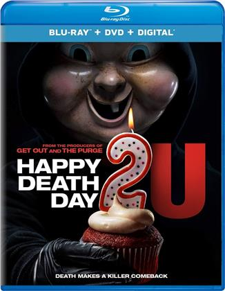 Happy Death Day 2U (2019) (Blu-ray + DVD)