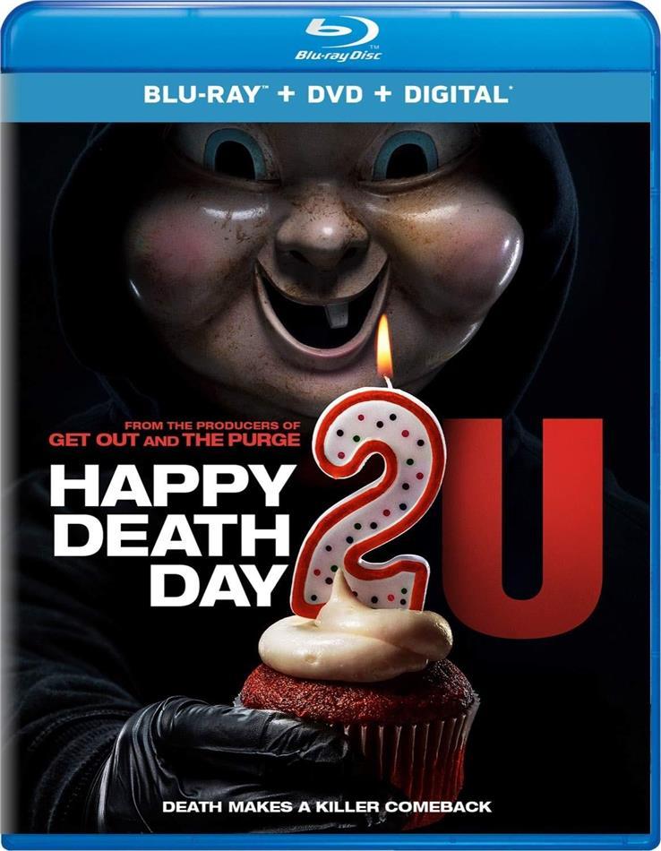 Happy Death Day 2U (2019) (Blu-ray + DVD)