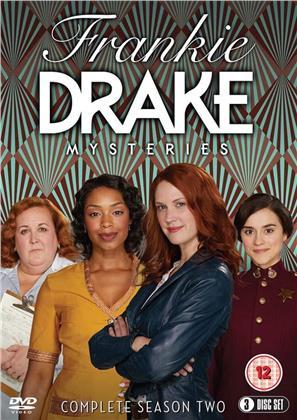 Frankie Drake Mysteries - Series 2 (3 DVDs)