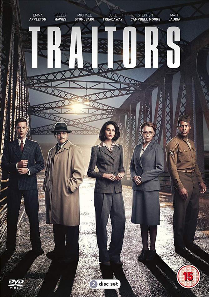 Traitors - Series 1 (2 DVDs)