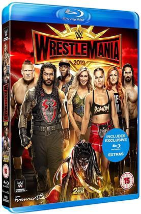 WWE: Wrestlemania 35 (2 Blu-ray)