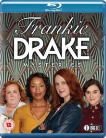 Frankie Drake Mysteries - Series 2 (3 Blu-rays)