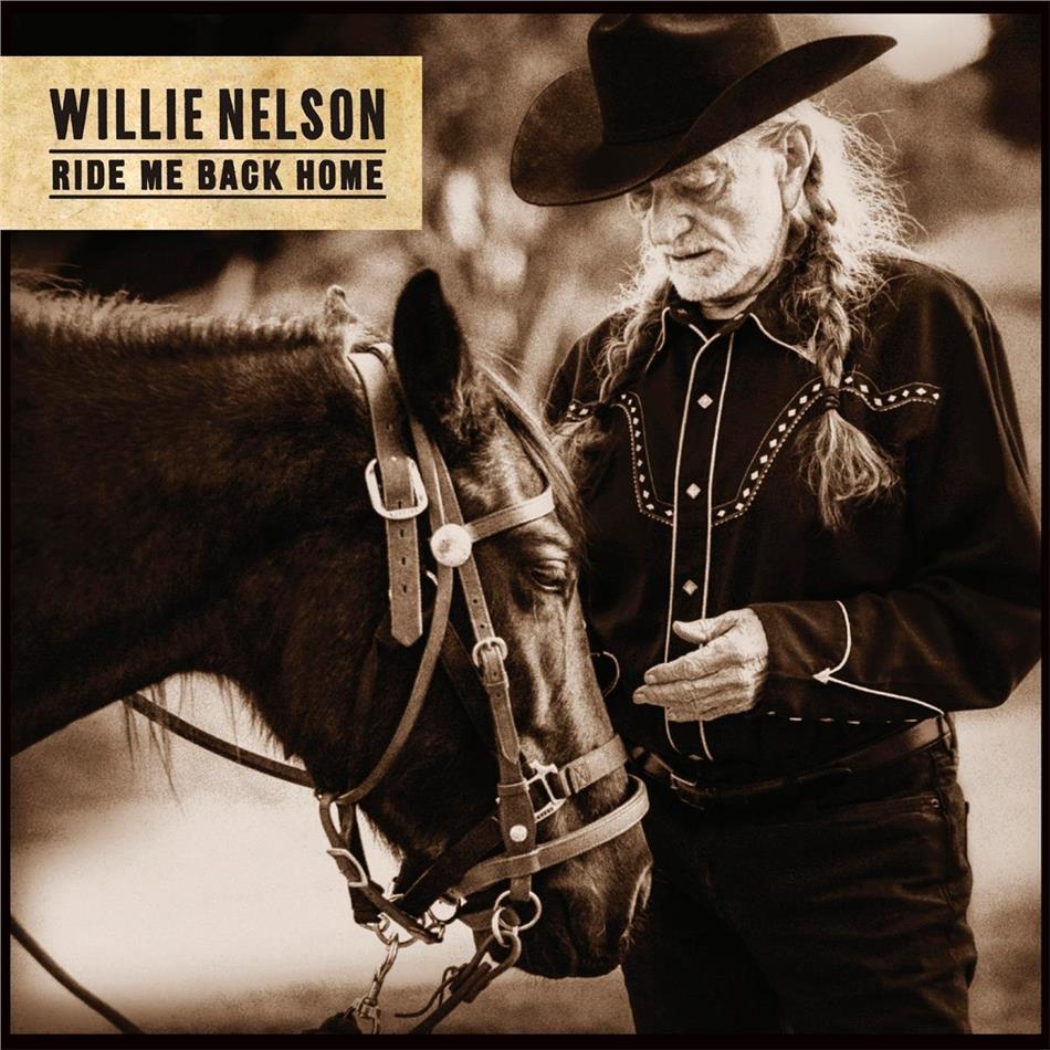 Willie Nelson - Ride Me Back Home (Gatefold, LP)