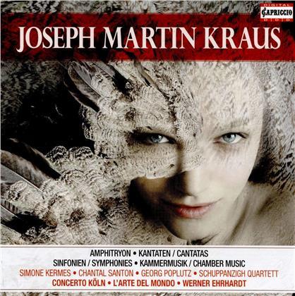 Simone Kermes & Joseph Martin Kraus (1756-1792) - Werke Von Joseph Martin Kraus (5 CDs)