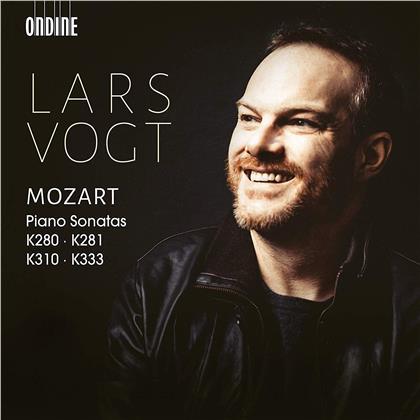 Wolfgang Amadeus Mozart (1756-1791), Wolfgang Amadeus Mozart (1756-1791) & Lars Vogt - Klaviersonaten KV 280, 281, 310, 333