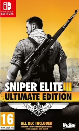 Sniper Elite 3 (Ultimate Edition)