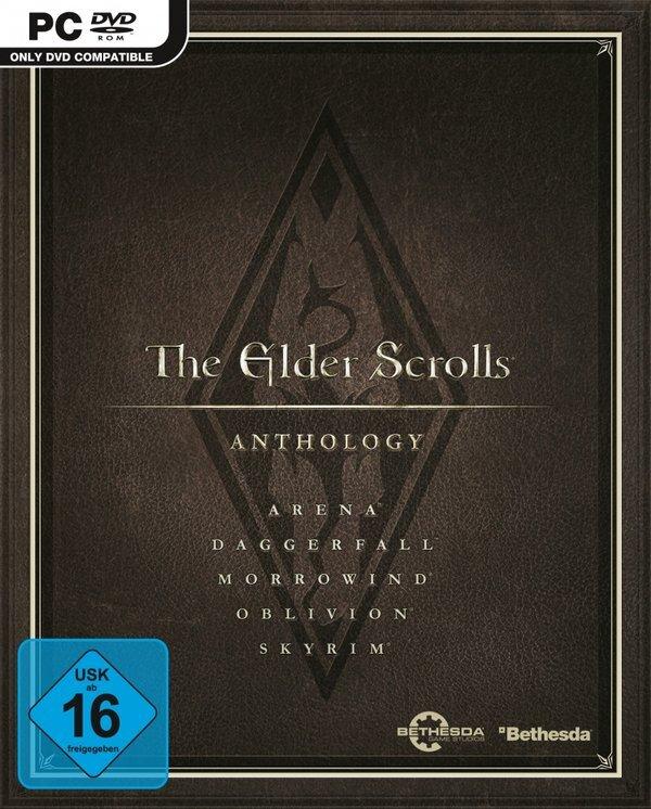The Elder Scrolls Anthology 25th Anniversary Edition