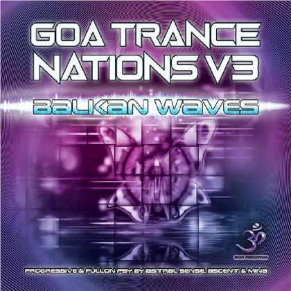 Goa Trance Nations Vol. 3 (2 CDs)