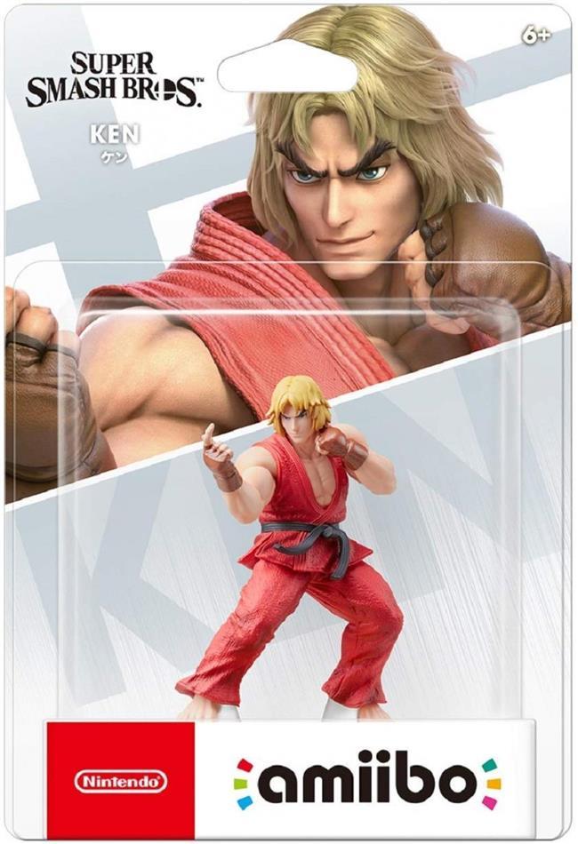 amiibo Ken Super Smash Bros. Collection