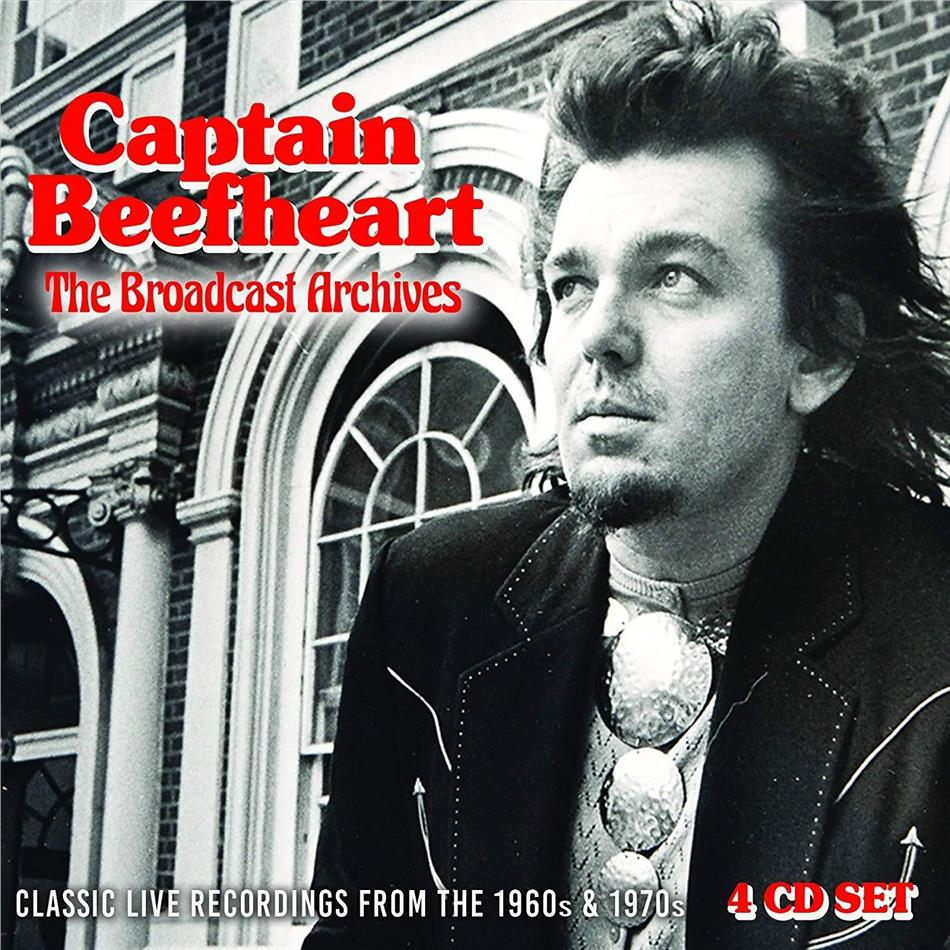 Captain Beefheart - The Broadcast Archives (4 CDs)
