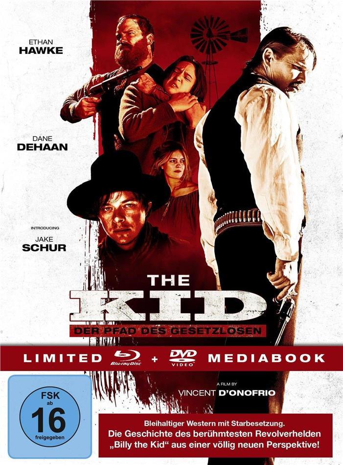 The Kid - Der Pfad des Gesetzlosen (2019) (Limited Edition, Mediabook, Blu-ray + DVD)