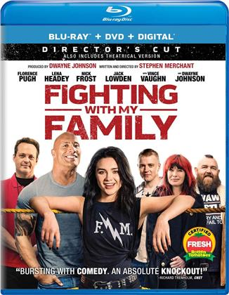 Fighting With My Family (2018) (Blu-ray + DVD)