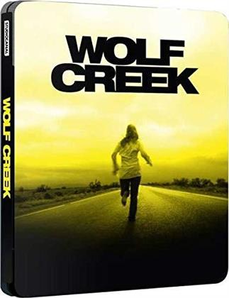 Wolf Creek (2013) (Steelbook)