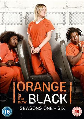 Orange is the New Black - Seasons 1-6 (24 DVDs)