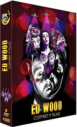 ED Wood - Coffret 9 Films (6 DVDs)