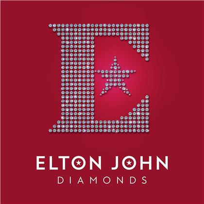 Elton John - Diamonds (2019 Reissue, Deluxe Edition, 3 CDs)