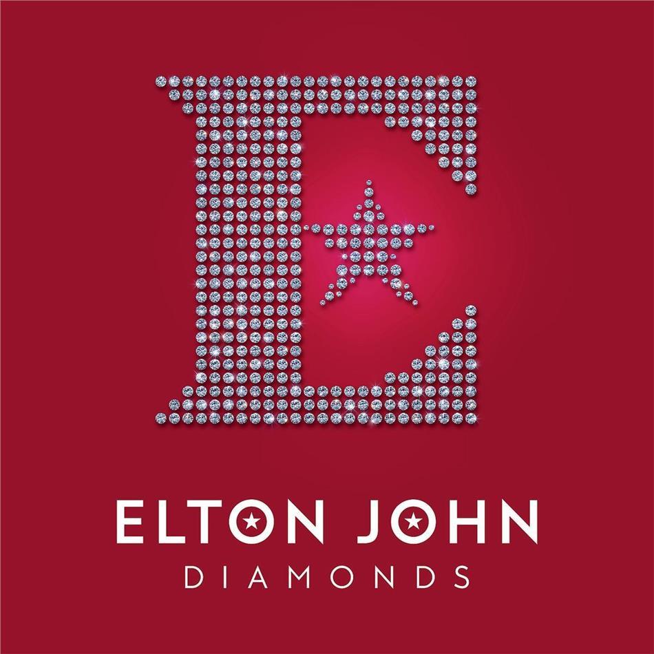 Elton John - Diamonds (2019 Reissue, Deluxe Edition, 3 CDs)