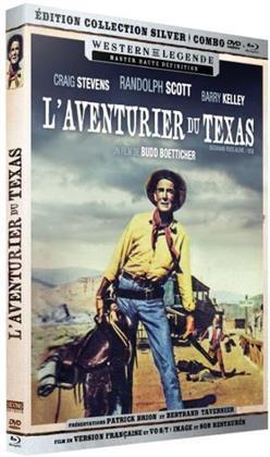 L'aventurier du Texas (1958) (Blu-ray + DVD)