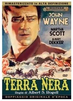 Terra nera (1943) (Western Classic Collection, HD-Remastered, Doppiaggio Originale D'epoca, n/b)