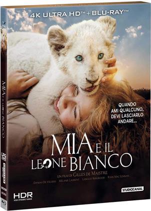 Mia e il leone bianco (2017) (4K Ultra HD + Blu-ray)