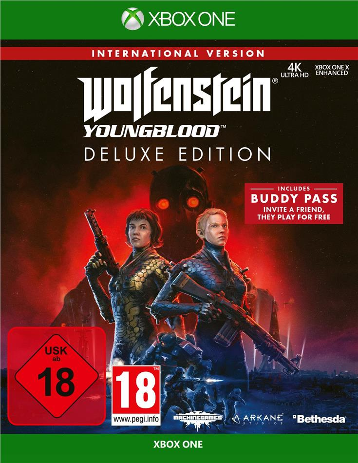 Wolfenstein Youngblood (German Deluxe Edition)