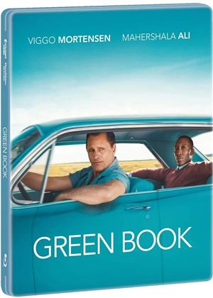 Green Book (2018) (Steelbook)
