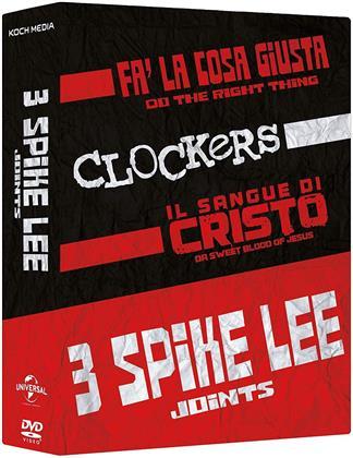Spike Lee Collection - Il sangue di Cristo / Fà la cosa giusta / Clockers (3 DVD)