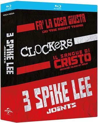 Spike Lee Collection - Il sangue di Cristo / Fà la cosa giusta / Clockers (3 Blu-ray)