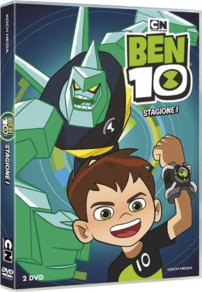 Ben 10 - Stagione 1 - Reboot (3 DVDs)