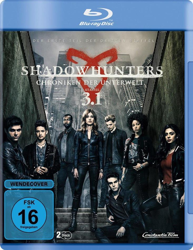Shadowhunters - Chroniken der Unterwelt - Staffel 3.1 (2 Blu-rays)
