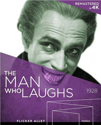 The Man Who Laughs (1928) (4K Mastered, b/w)