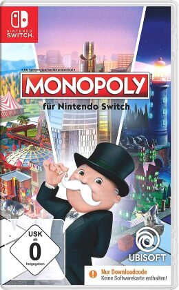 Monopoly - (Code in a Box)
