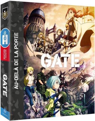 Gate - Saison 1 (Box, Collector's Edition, 3 Blu-rays)